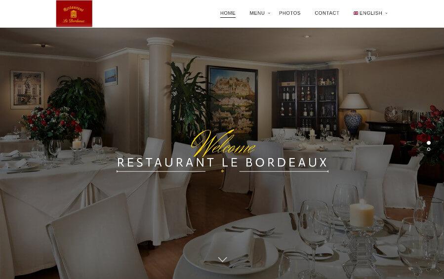 Restaurant le bordeaux topisite - Restaurant le garage bordeaux ...
