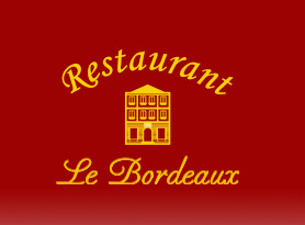 restaurant le bordeaux
